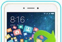 Xiaomi Mi Max 2 veri yedekleme