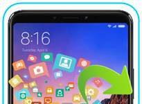 Xiaomi Mi Max 3 veri yedekleme