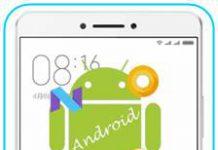 Xiaomi Mi Max Android sürümü