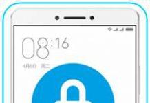 Xiaomi Mi Max ekran kilidi