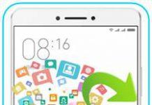 Xiaomi Mi Max veri yedekleme