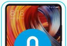 Xiaomi Mi Mix 2 ekran kilidi