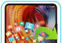 Xiaomi Mi Mix 2 veri yedekleme
