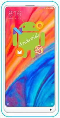 Xiaomi Mi Mix 2S Android surumu