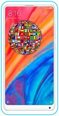 Xiaomi Mi Mix 2S dil değiştirme