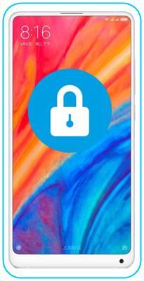 Xiaomi Mi Mix 2S ekran kilidi