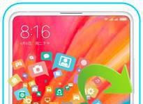 Xiaomi Mi Mix 2s veri yedekleme