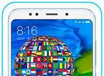 Xiaomi Redmi 5 Plus dil değiştirme