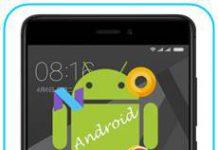 Xiaomi Redmi Note 4X Android sürümü