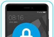 Xiaomi Redmi Note 4X ekran kilidi