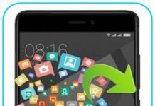 Xiaomi Redmi Note 4X veri yedekleme