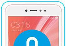 Xiaomi Redmi Note 5A Prime ekran kilidi
