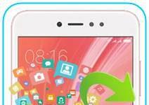 Xiaomi Redmi Note 5A Prime veri yedekleme
