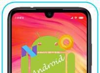 Xiaomi Redmi Note 7 Android sürümü