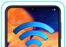 Samsung Galaxy A10 ağ ayarları sıfırlama