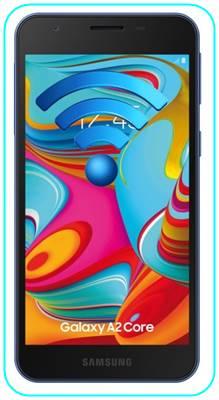 Samsung Galaxy A2 Core ağ ayarları sıfırlama