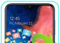 Samsung Galaxy A20 veri yedekleme