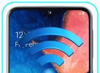 Samsung Galaxy A20e ağ ayarları sıfırlama