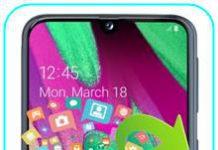 Samsung Galaxy A40 veri yedekleme