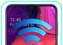 Samsung Galaxy A50 ağ ayarları sıfırlama