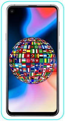 Samsung Galaxy A60 dil değiştirme