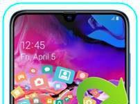 Samsung Galaxy A70 veri yedekleme