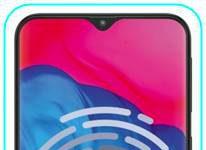 Samsung Galaxy M10 parmak izi ekleme