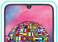 Samsung Galaxy M30 dil değiştirme