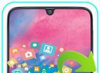 Samsung Galaxy M30 veri yedekleme