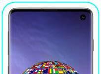 Samsung Galaxy S10 dil değiştirme