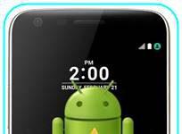 LG G5 sıfırlama sonrası Gmail ekranını geçme