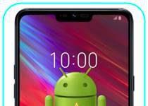 LG G7 Fit sıfırlama sonrası Gmail ekranını geçme