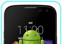 LG K3 sıfırlama sonrası Gmail ekranını geçme