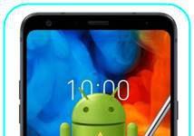 LG Q Stylus Plus sıfırlama sonrası Gmail ekranını geçme