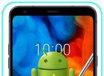 LG Q Stylus sıfırlama sonrası Gmail ekranını geçme