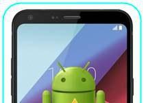 LG Q6 Plus sıfırlama sonrası Gmail ekranını geçme