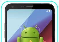 LG Q6 sıfırlama sonrası Gmail ekranını geçme