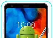 LG Q8 2018 sıfırlama sonrası Gmail ekranını geçme