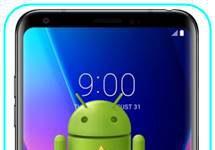 LG V30 Plus sıfırlama sonrası Gmail ekranını geçme