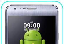 LG X Cam sıfırlama sonrası Gmail ekranını geçme