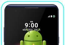 LG X Power sıfırlama sonrası Gmail ekranını geçme