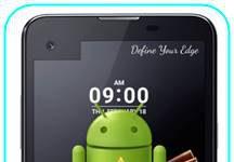 LG X Screen sıfırlama sonrası Gmail ekranını geçme