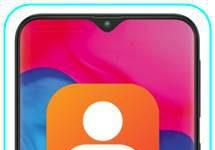 Samsung Galaxy M10 rehberi aktarma