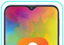 Samsung Galaxy M20 rehberi aktarma