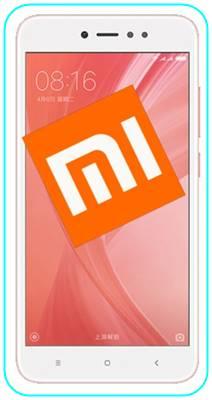 Xiaomi Redmi Note 5A Prime Mi hesap şifre sıfırlama