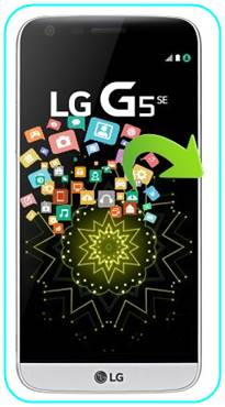 LG G5 SE veri yedekleme