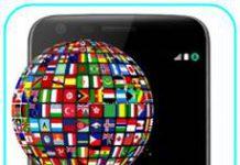 LG G5 dil değiştirme