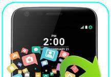 LG G5 veri yedekleme