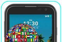 LG K3 2017 dil değiştirme