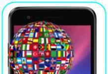 LG K4 2017 dil değiştirme